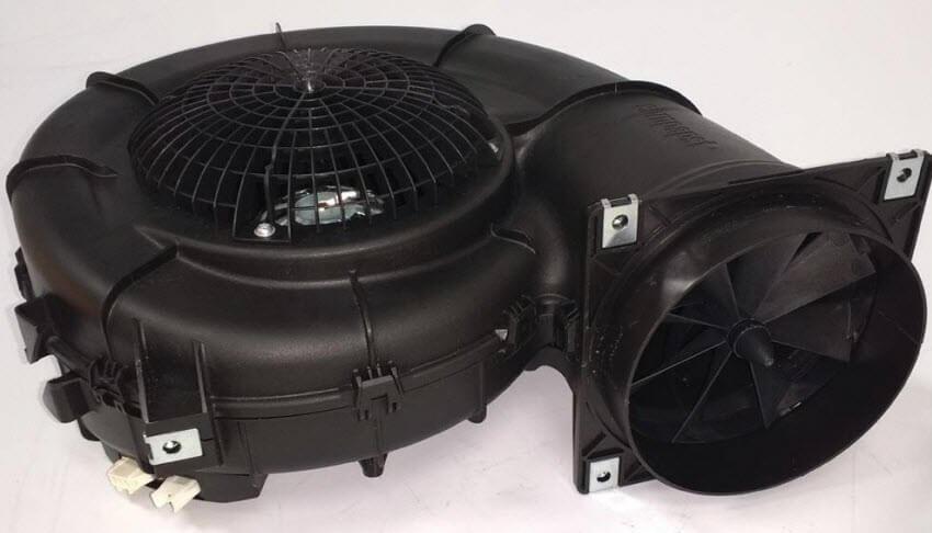 hővisszanyerős szellőztető ventilator